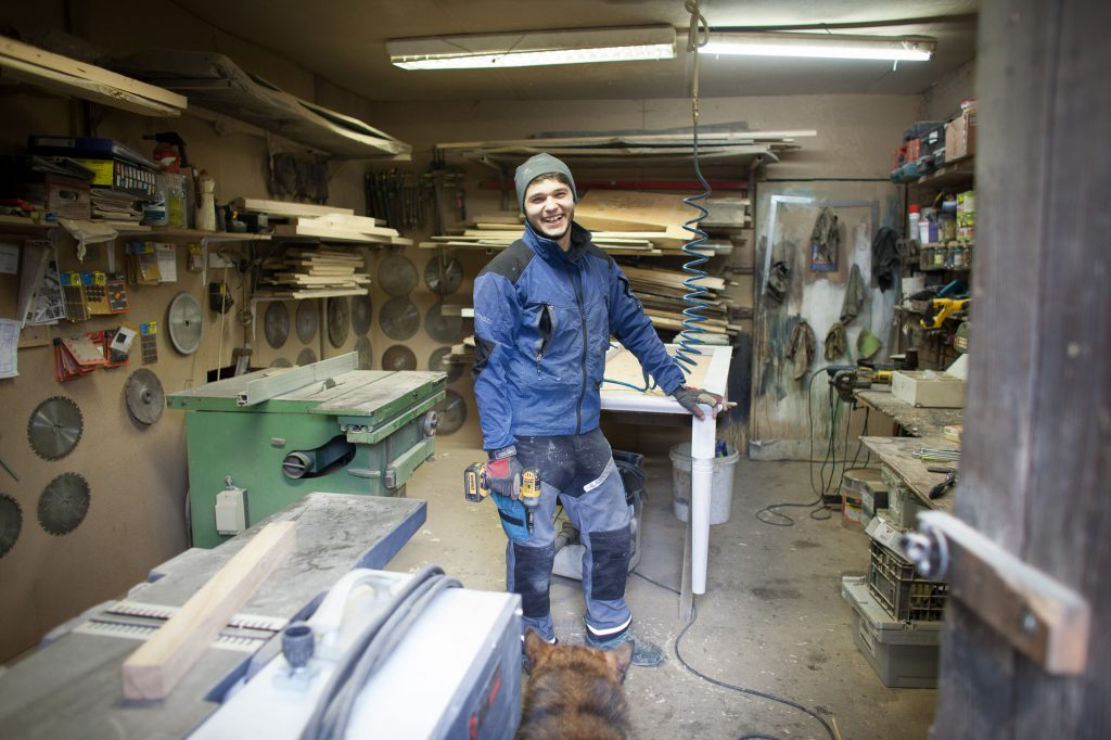 Dariusz Głogowski / Made from Wood