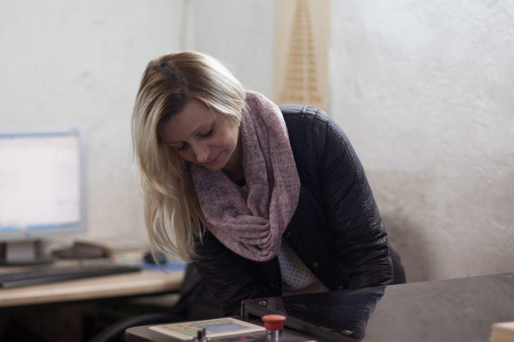 Monika Szewczyk / Laser Wood